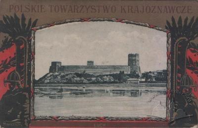 Замок Любарта Гедиміновича