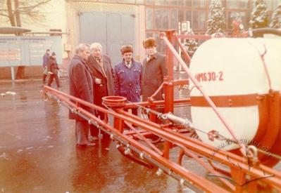 """Agricultural machinery of """"Lvivsilmash"""" factory"""