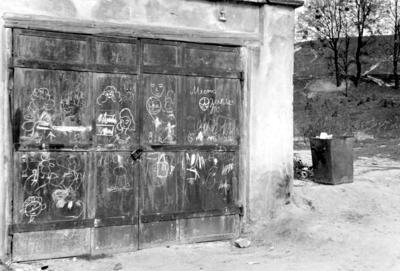 Mazurivka. Kharkivska Street, early 1960s