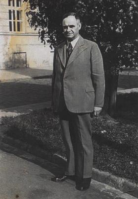 Петро Сорський - бургомістр
