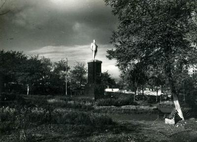 Пам'ятник В. Леніну