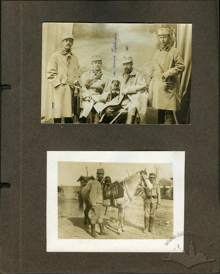 Undefined Album. First World War  3