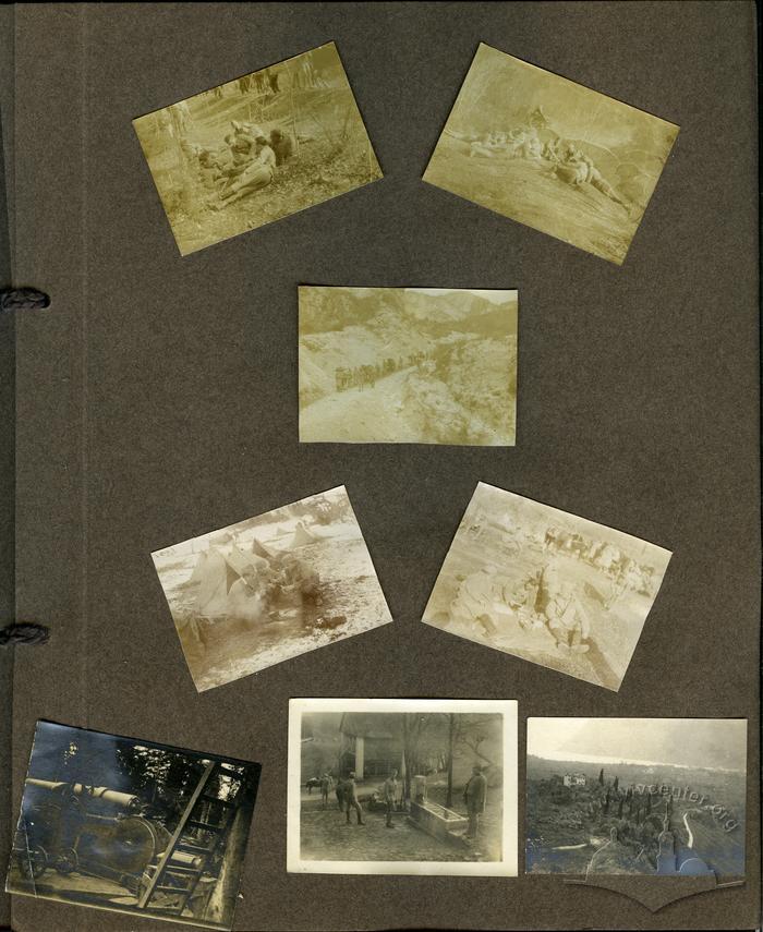 Undefined Album. First World War  7
