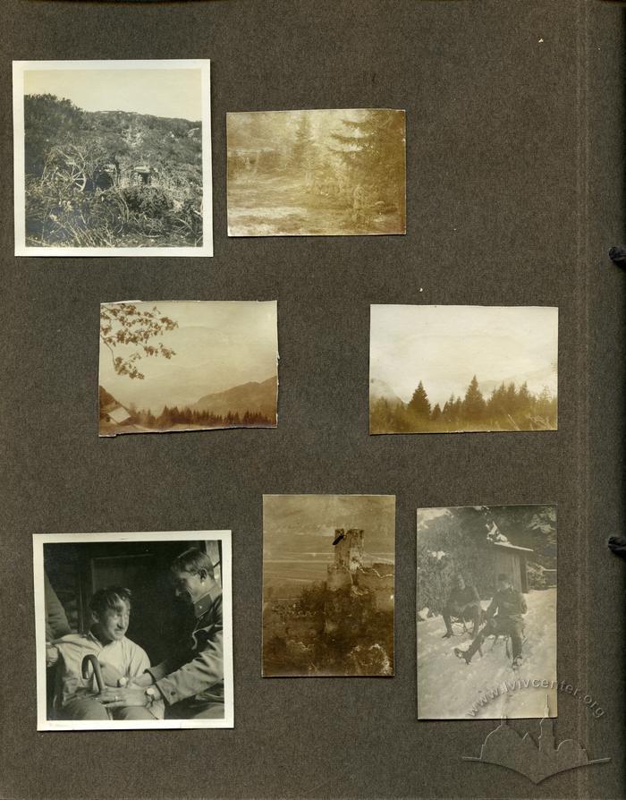 Undefined Album. First World War  6