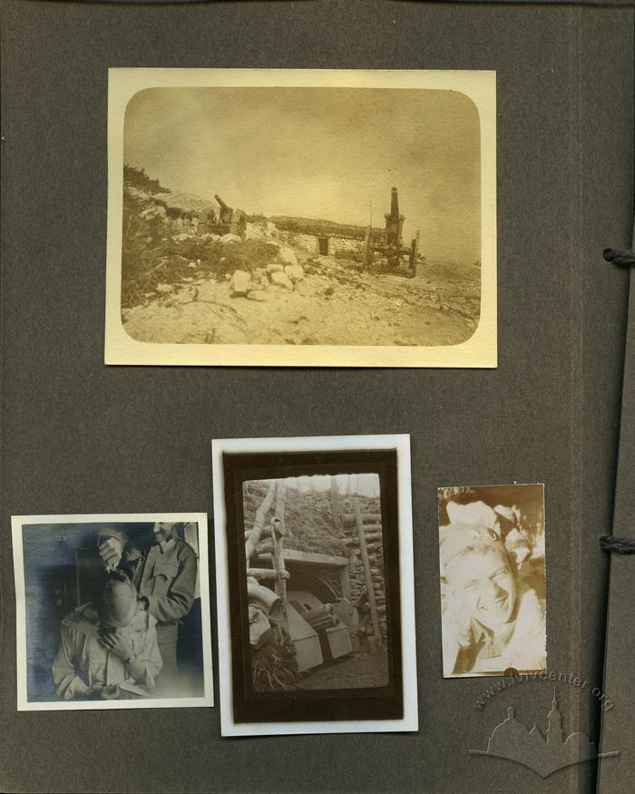 Undefined Album. First World War  4