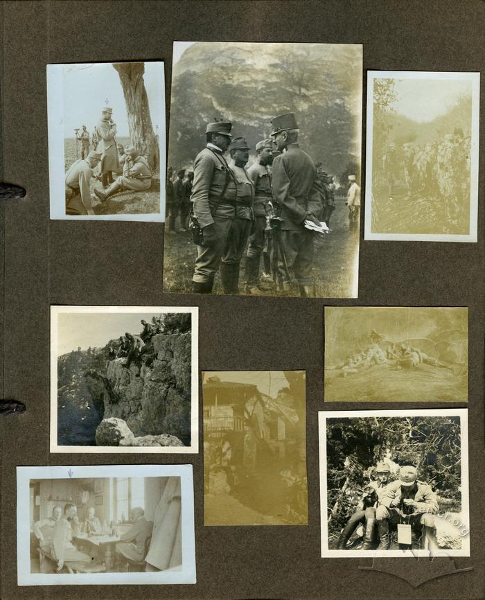 Undefined Album. First World War  13