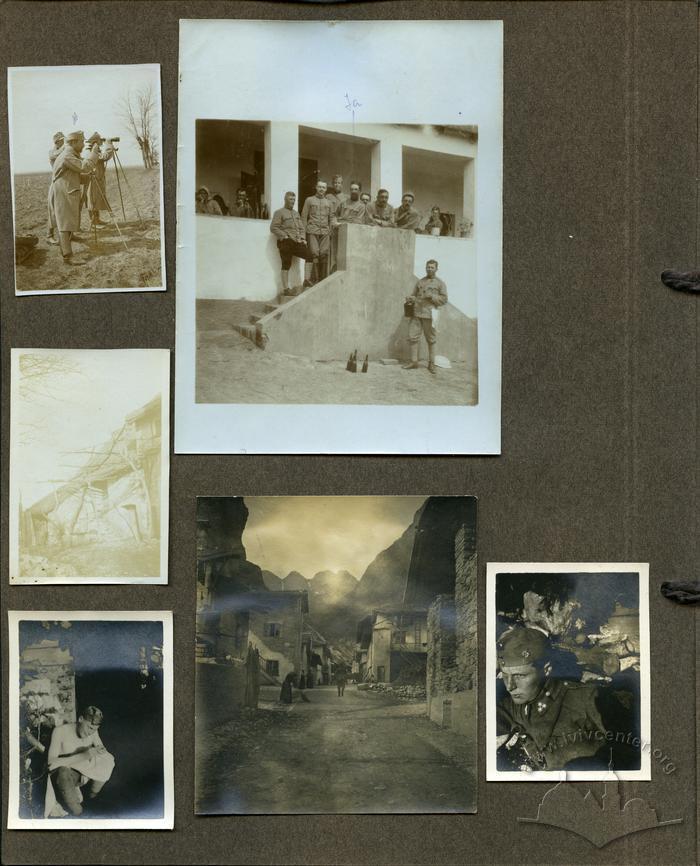 Undefined Album. First World War  14