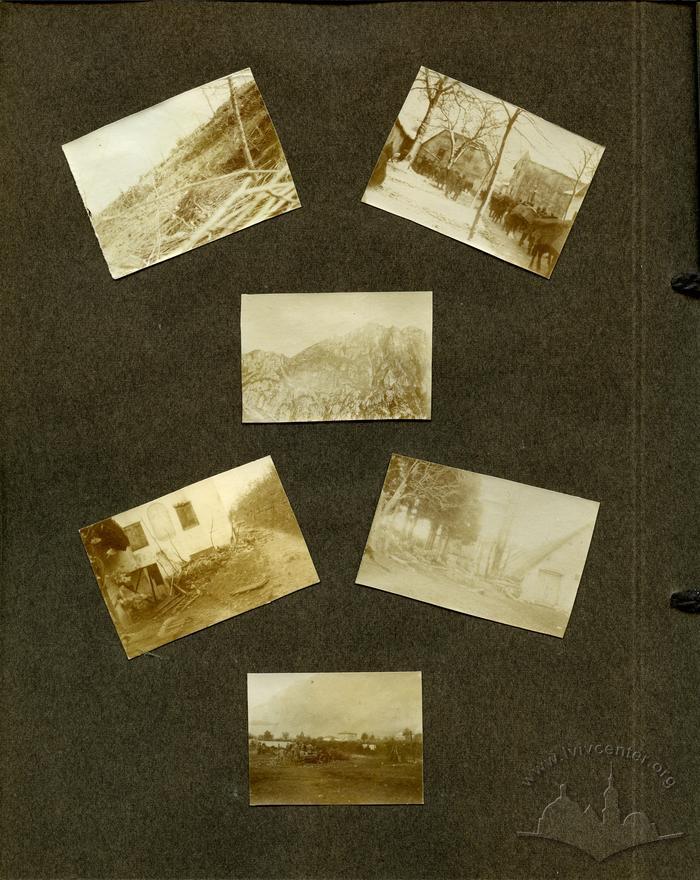 Undefined Album. First World War  20