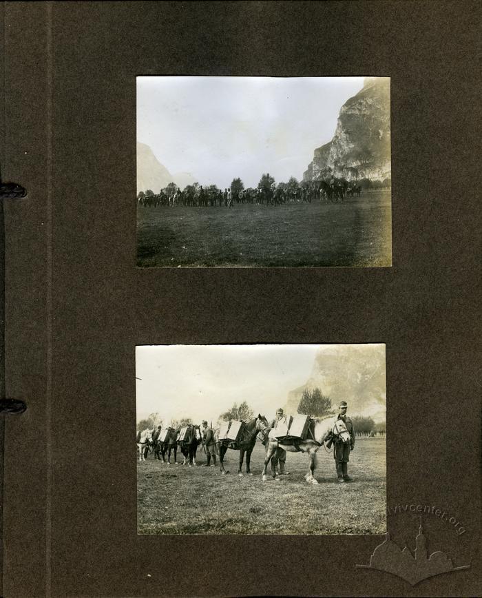 Undefined Album. First World War  9