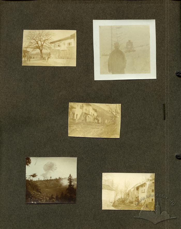 Undefined Album. First World War  22