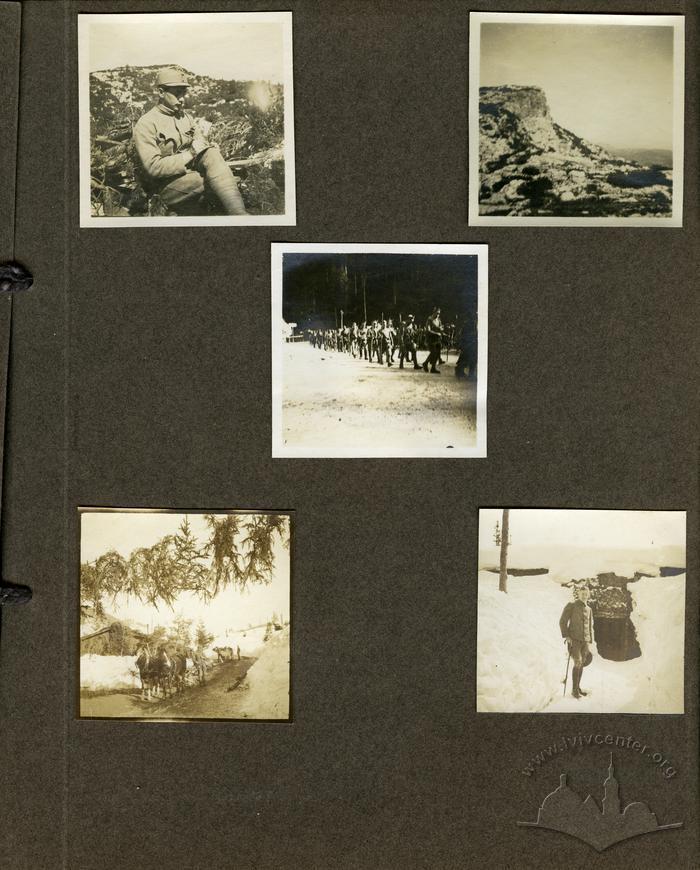 Undefined Album. First World War  23