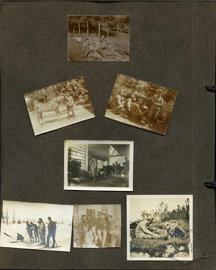 Undefined Album. First World War  18