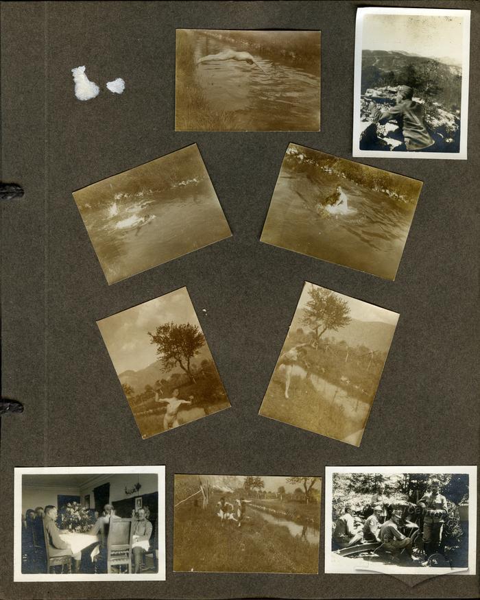 Undefined Album. First World War  17