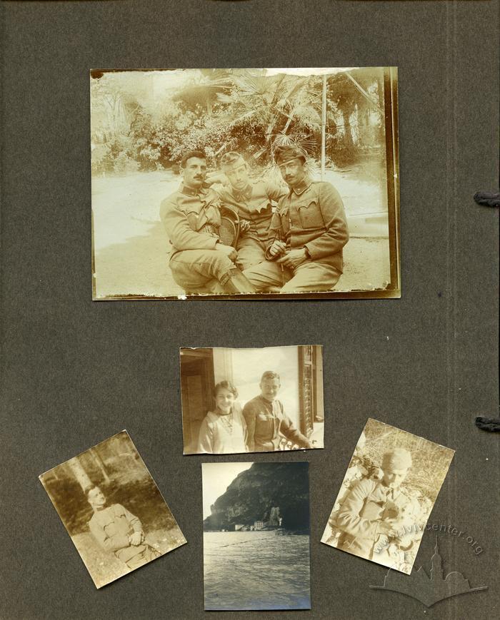 Undefined Album. First World War  10