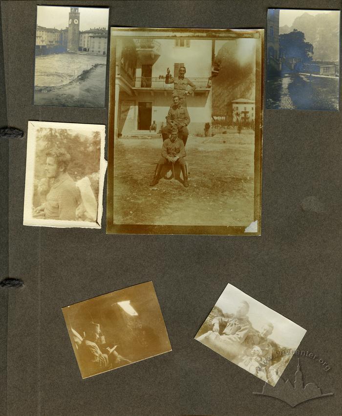 Undefined Album. First World War  11