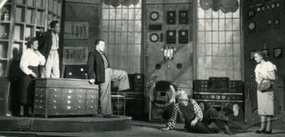 Театри Львова після 1945 року