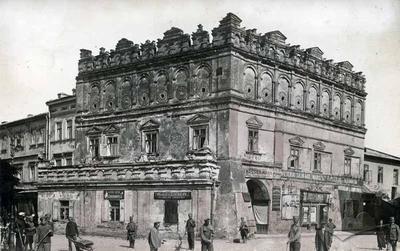Стара кам'яниця [ратуша]