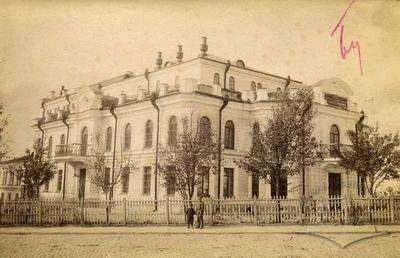 Будинок Опіки Народною тверезістю в пам'ять Пушкіна