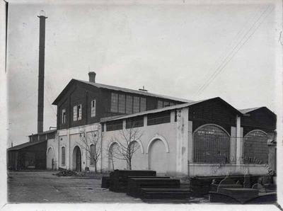Фабрика вагонів