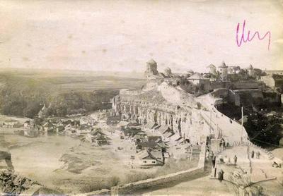 Вид Кам'янця-Подільського
