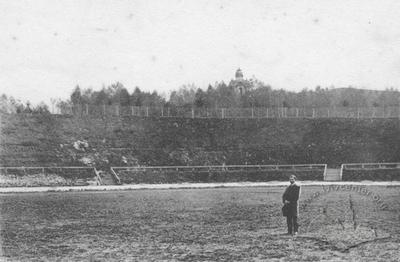 Sokilskiy stadium in Tsenterivska