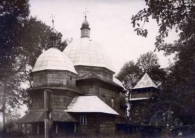 Церква в Кам'янці-Буській