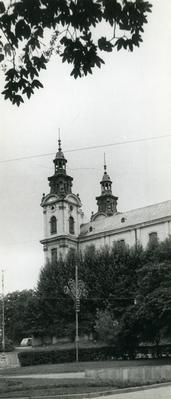Львівський органний зал - Колишній костел Св. Марії Магдалини