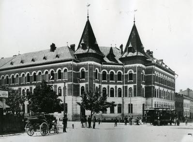 Вулиця Бандери, 91