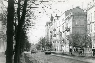 Вулиця Бандери