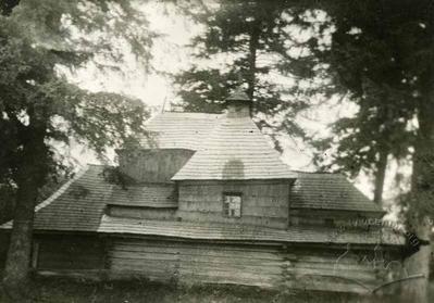 Церква в Сихові к/Львова