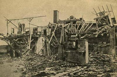 Зруйнована фабрика