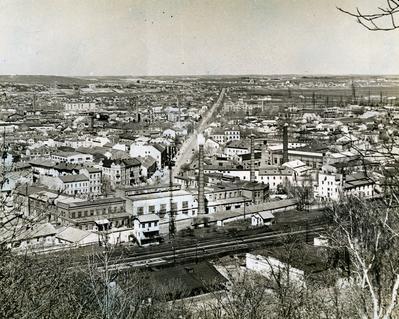 View of Pidzamche