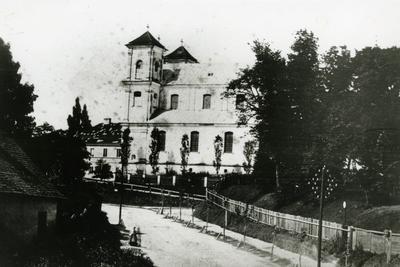 St. Mary Magdalene church. Photo reproduction