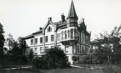 Villa at 73 Doroshenka st. Photo reproduction