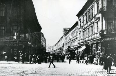 Doroshenka street. Photo reproduction