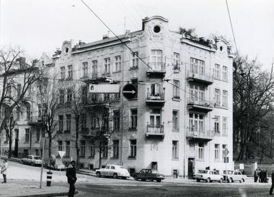 Building at 66 Franka St.