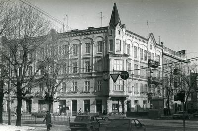 Будинок на вул. Франка, 17