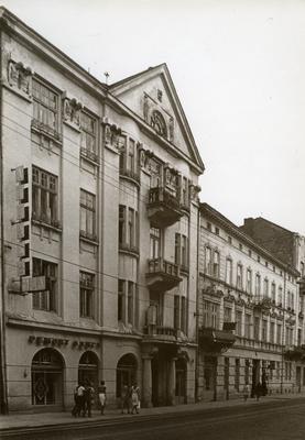 Building at 33 Franka St.
