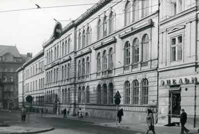 Shukhevycha Street