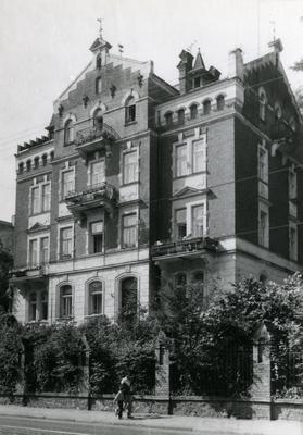 Building at 8 Svientsitskoho St.
