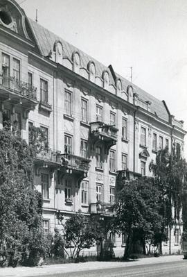 Building at 11 Svjentsits'koho St.
