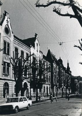 Parkova street