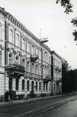 Будинки на вул. Франка, 93, 95