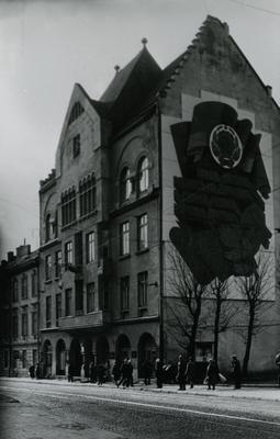 Будинок на вул. Франка, 8