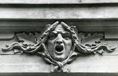 Mask at 35 Snopkivska St.