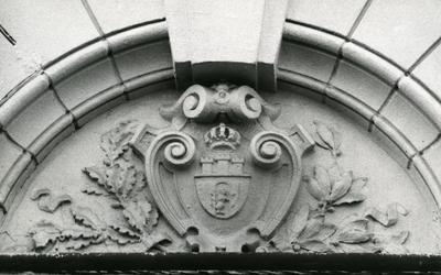 Fragment of the façade