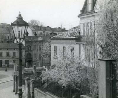 Lyudkevycha street