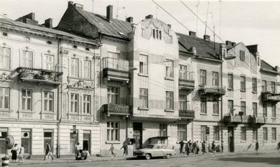 Вулиця Руставелі