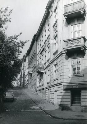 Вулиця Кобилянської