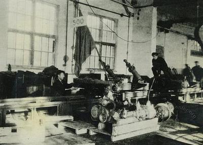 Lviv Power Lift Trucks factory
